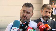 Miguel Galán anuncia una moción de censura contra Villar si no dimite