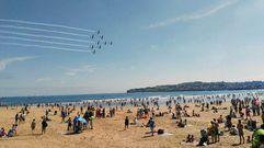 Festival Aéreo de Gijón