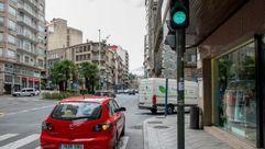 Chequeo a la seguridad vial de Ourense
