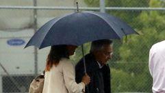 Un preso de confianza despide a Gayoso: «Julio, hasta que volvamos a vernos»