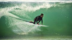 Las mejores olas para surfear Galicia