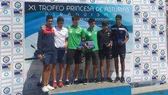 Trofeo Princesa de Asturias de piragüismo