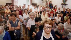 Apertura del año jubilar de San Roque