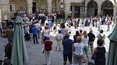 Repulsa a los atentados de Barcelona