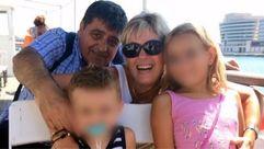 Dolor por las 14 víctimas en el Instituto Anatómico Forense de Barcelona