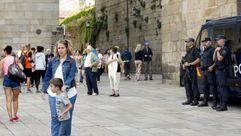 «El riesgo de atentado en Galicia es mucho menor»