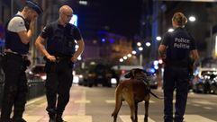 Ataque en Bruselas