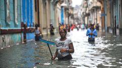 Los estragos de «Irma» en Cuba