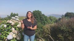 Noelía Álvarez interpreta en lengua de signos una canción de Dani J