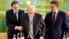 Homenaje a Albor en Santiago