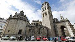 Los 600 invaden el centro de Lugo