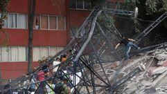 Un nuevo terremoto asola México