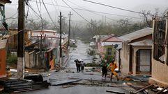 El huracán «María» arrasa Puerto Rico