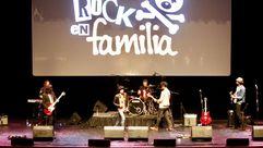 Música de los Rolling para familias