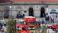 Ataque terrorista en Marsella