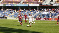 ElPontevedra se come al Real Madrid Castilla