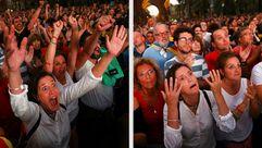 En directo, comparecencia de Puigdemont en el Parlament