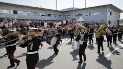 Festividad del Pilar,día de la Guardia Civil