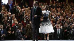La ceremonia de entrega de los Premios Princesa de Asturias