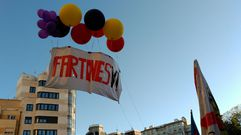 Antimonárquicos y unionistas, enfrentados en Oviedo por un futuro en discordia