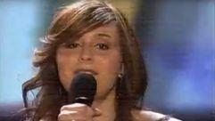 Miriam Villar canta en «Operación Triunfo» «Herida de amor»
