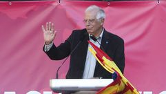 Josep Borrell: «Yo también soy pueblo de Cataluña»