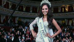 El concurso de belleza Miss Perú denuncia la violencia contra las mujeres y las niñas