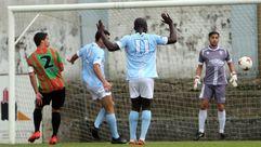 Las imágenes del partido entre el Vilalonga vs Laracha