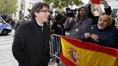 Los siete días belgas de Puigdemont