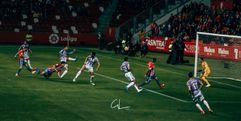 Fotogalería Sporting - Valladolid