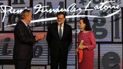 En Streaming: María Emilia Casas recibe el Premio Fernández Latorre