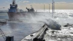 El submarino habría explotado, según la Armada argentina