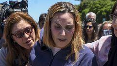 Dolor e impotencia entre los familiares de los 44 tripulantes del submarino San Juan