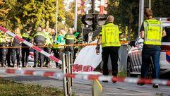 Un tren arrolla a 4 niños en Holanda cuando iban en el remolque de una bicicleta