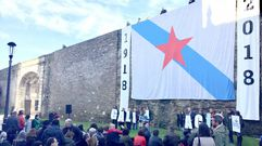 El BNG celebra el centenario de la primera asamblea nacionalista