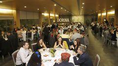 ¡Búscate en la cena solidaria de la Dorna!
