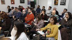 Presentan en Mondoñedoel Pactodos Alcaldes polo Cambio Climático e a Enerxía