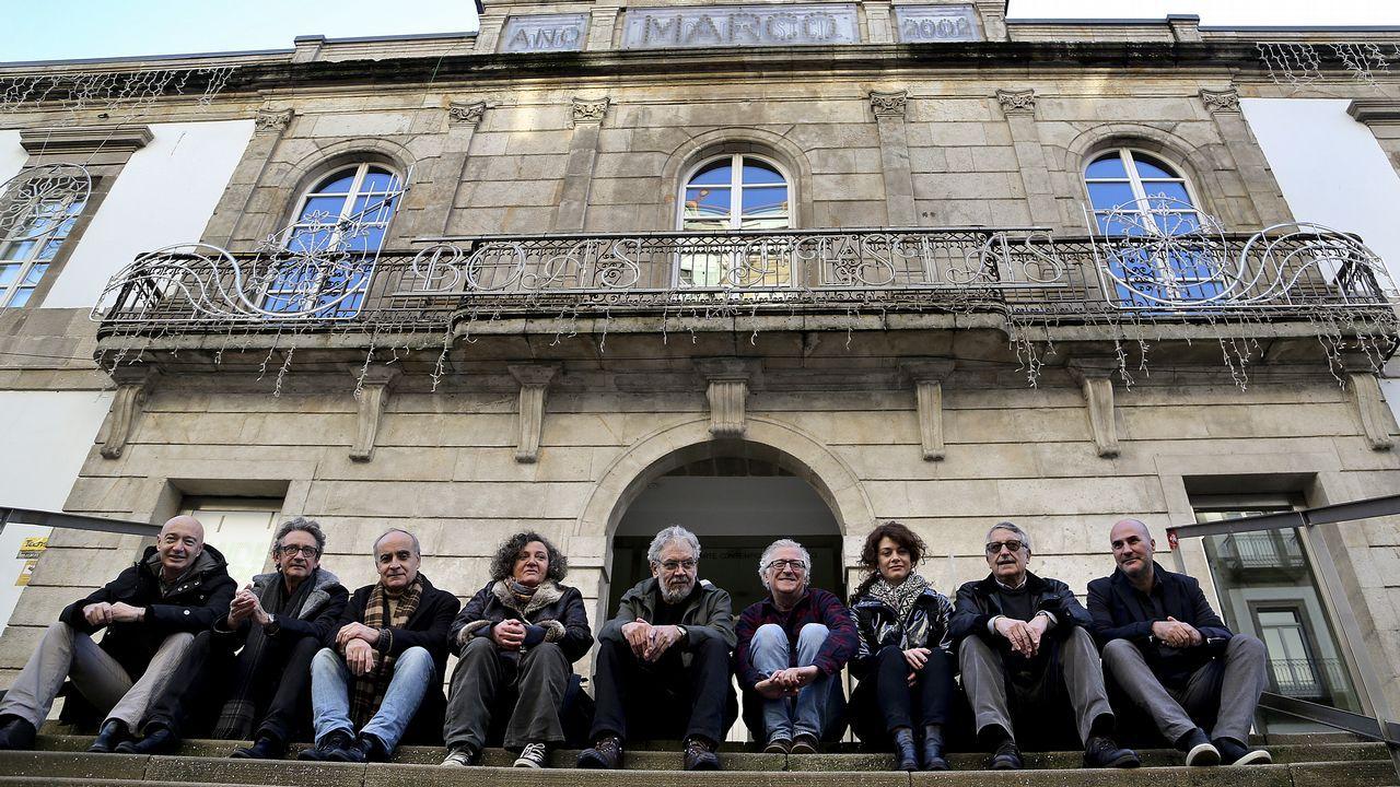 Artistas en defensa del Marco