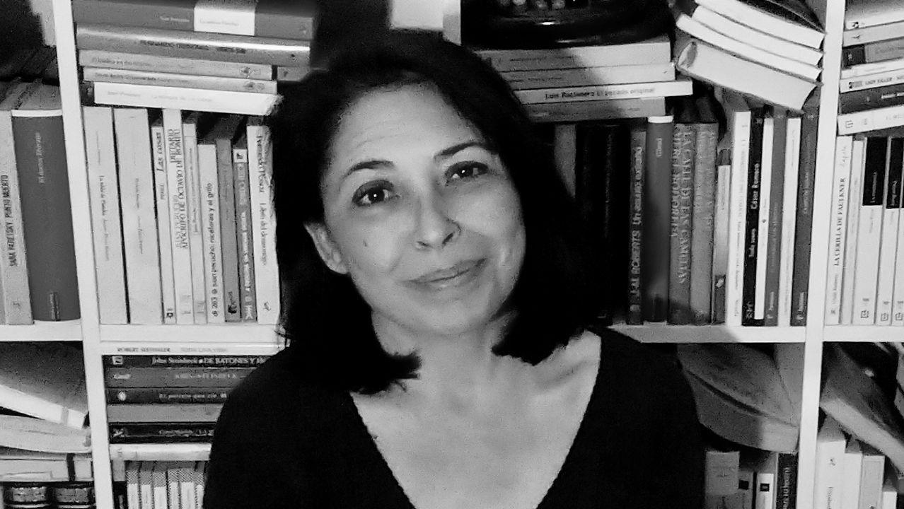 Belén Rubiano, librera y autora de «Rialto, 11»