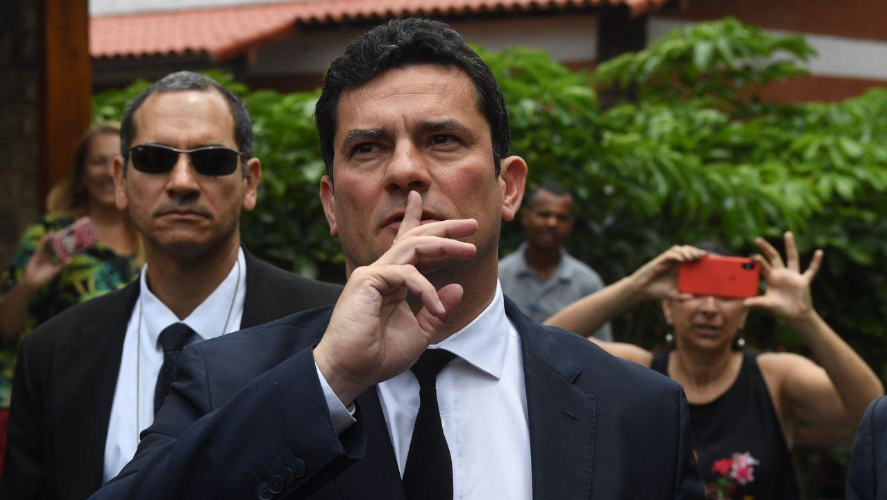 Morlán, el seleccionador que catapultó a Cal a la gloria.El Hospital Espanhol de Río de Janeiro presta asistencia sanitaria de manera gratuita a las y los residentes sin recursos