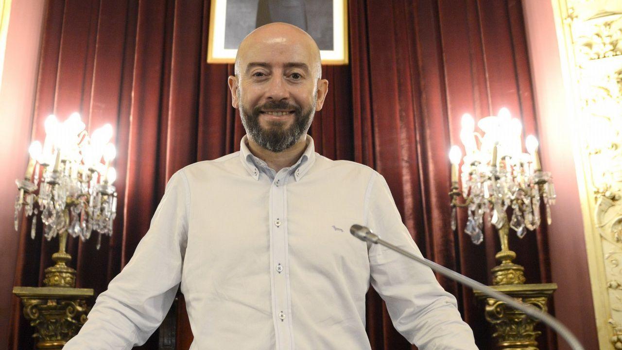 Sánchez arranca oficialmente la precampaña.Albert Rivera