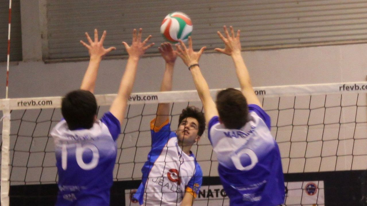 .Calasancias voleibol