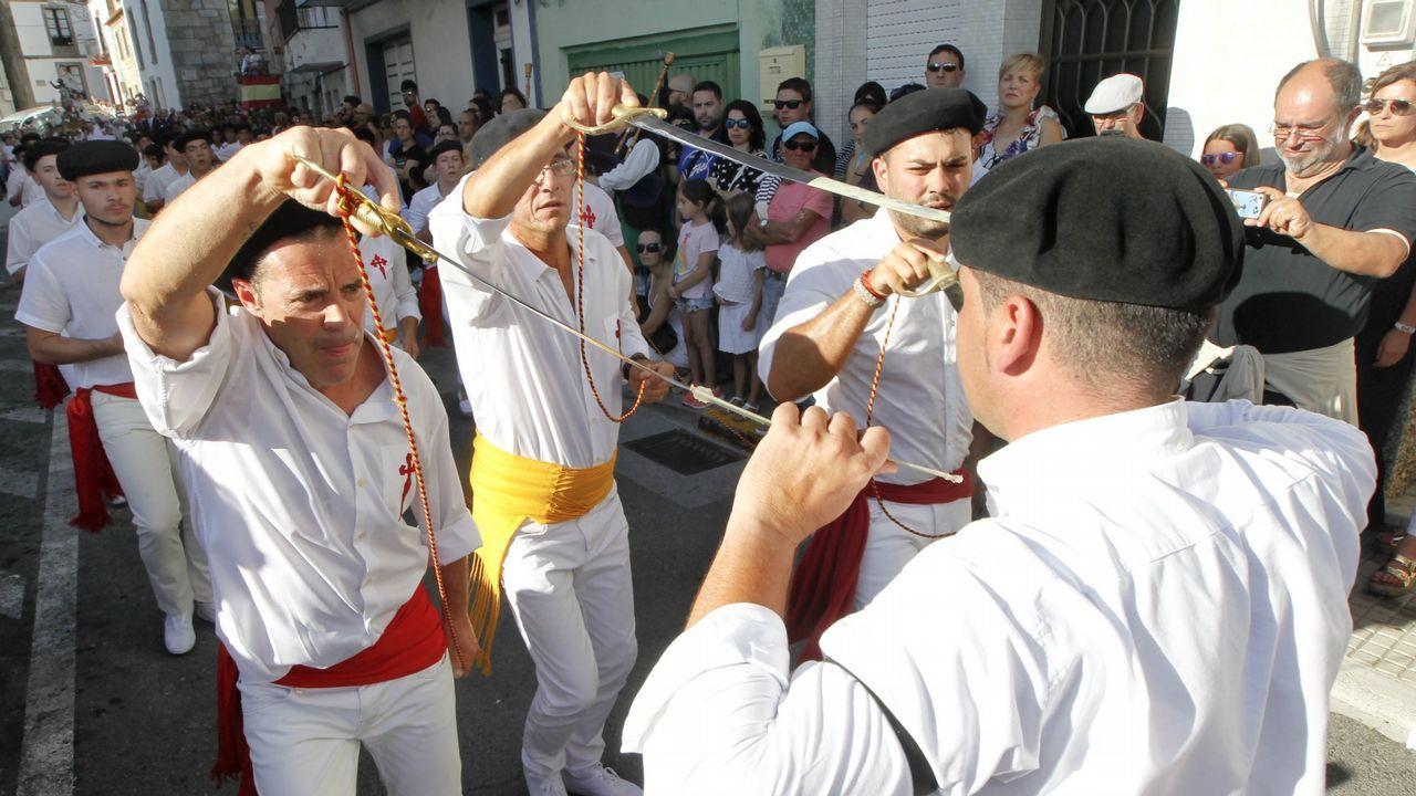 Jornadas en la Fundación Manolo Paz.El reclamo de Camponaraya era una excursión a las Rías Baixas con el reclamo de ser la Costa da Fariña