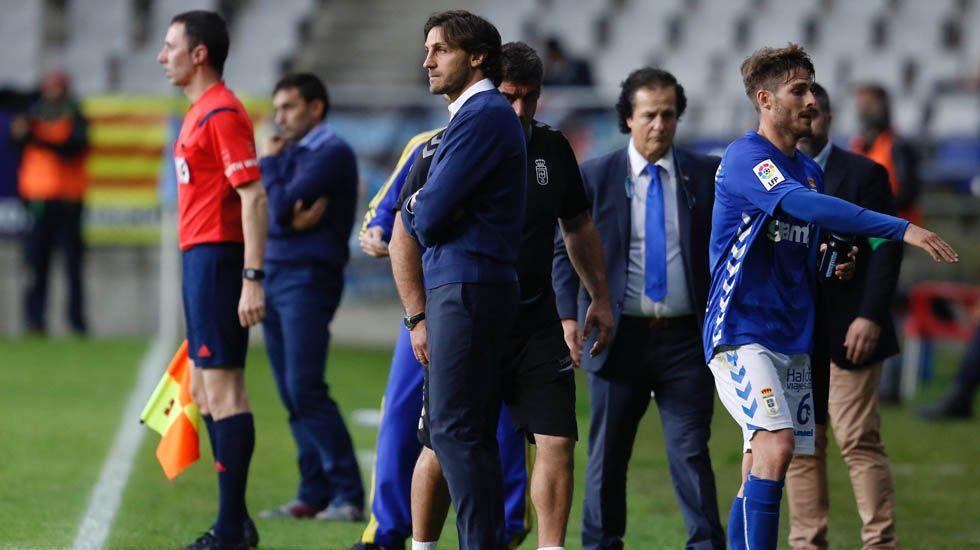Las mejores imágenes del Deportivo - Las Palmas.David Generelo, en el encuentro ante el Leganés.
