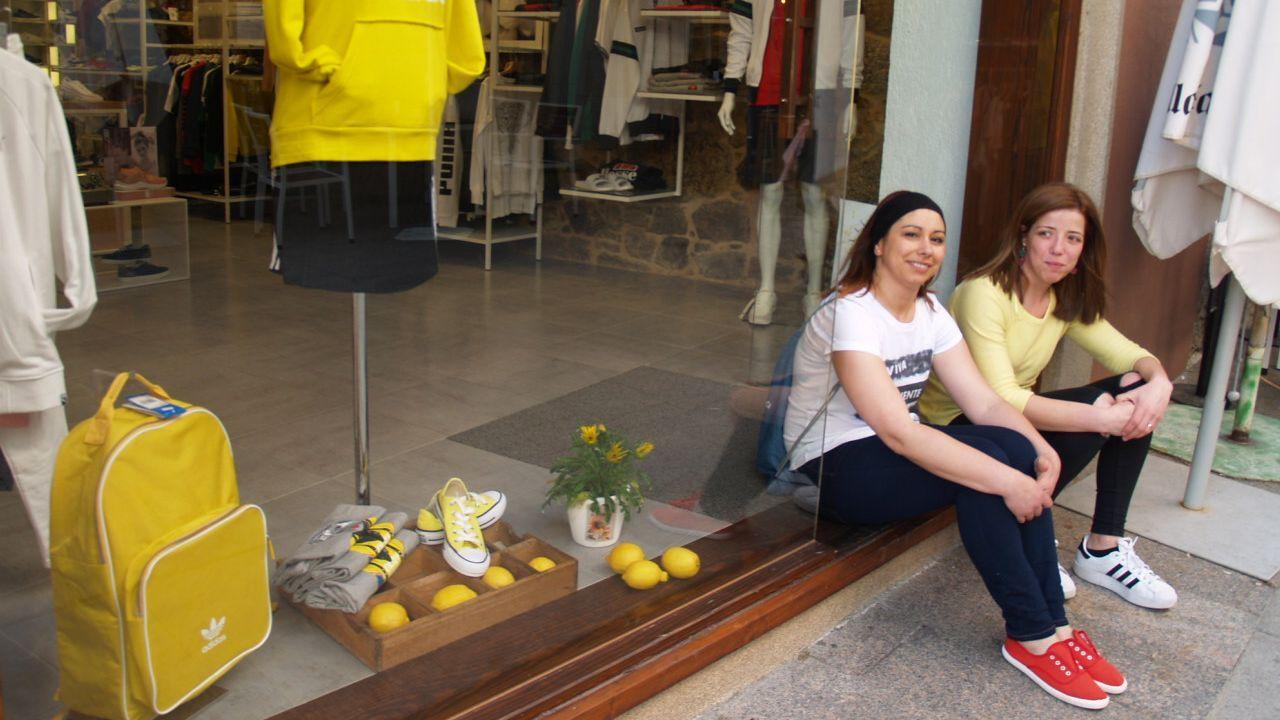 Un coruñés en la portada de Science.Verónica Ouro se fue hace dos años a Kuwait para trabajar de diseñadora para una marca de moda infantil