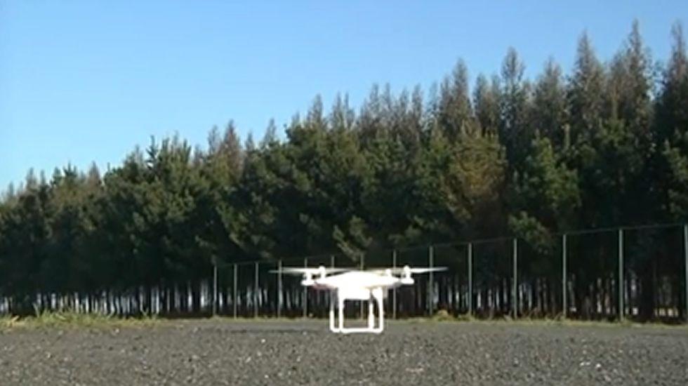 Lugo, ¿capital mundial del dron?....