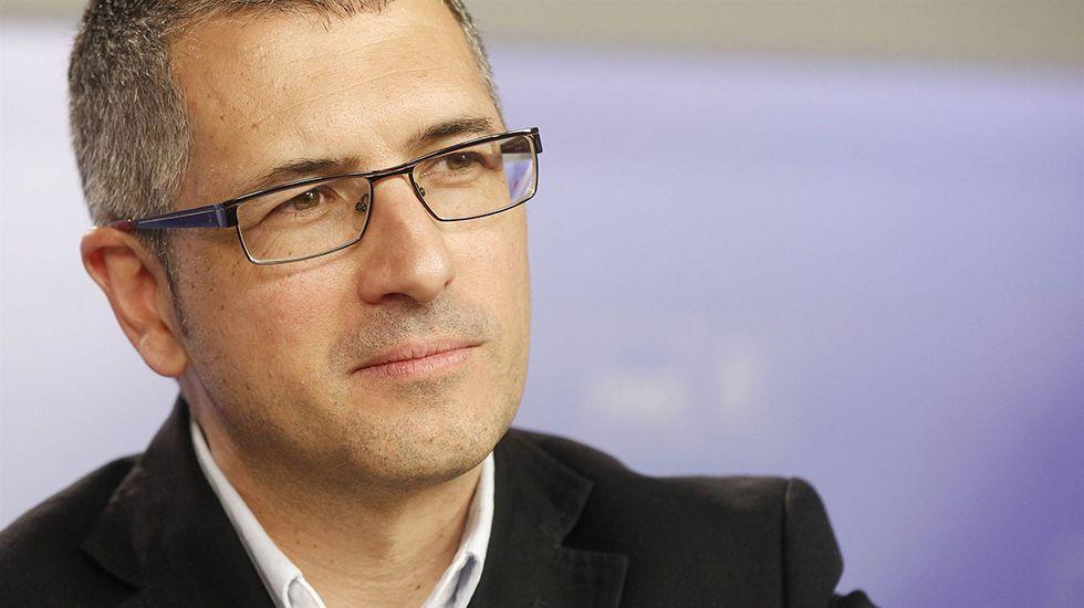 El PSOE exhibe imagen de unidad en su Congreso federal.Hugo Morán