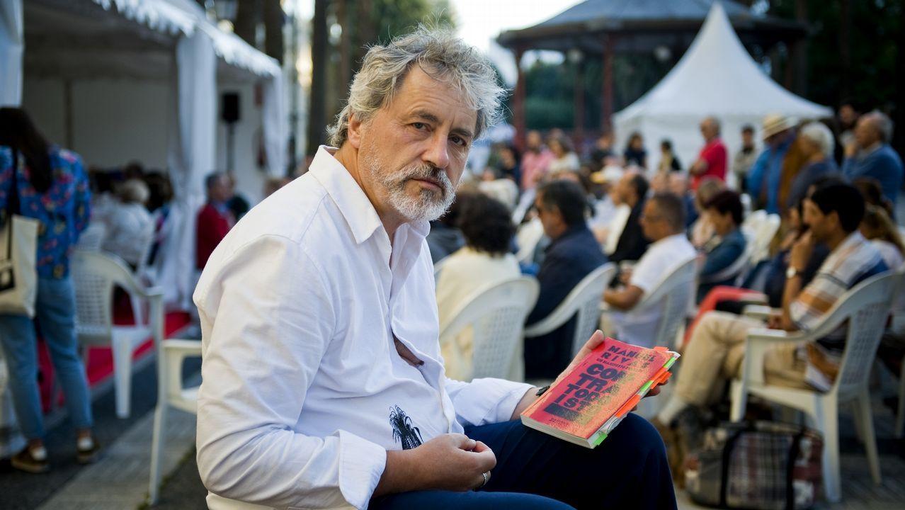 Presentación de la primera feria del libro de editoriales independientes en Oviedo