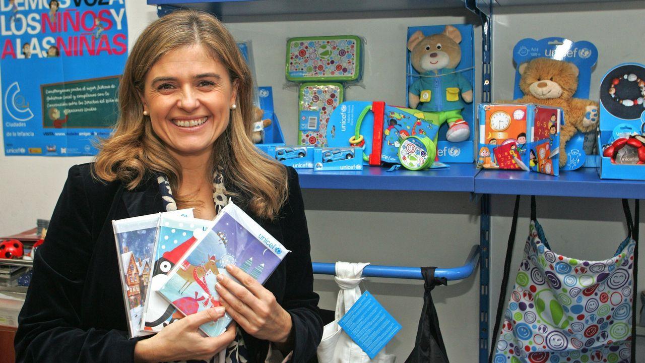 Paloma Escudero, directora ejecutiva de UNICEF para España