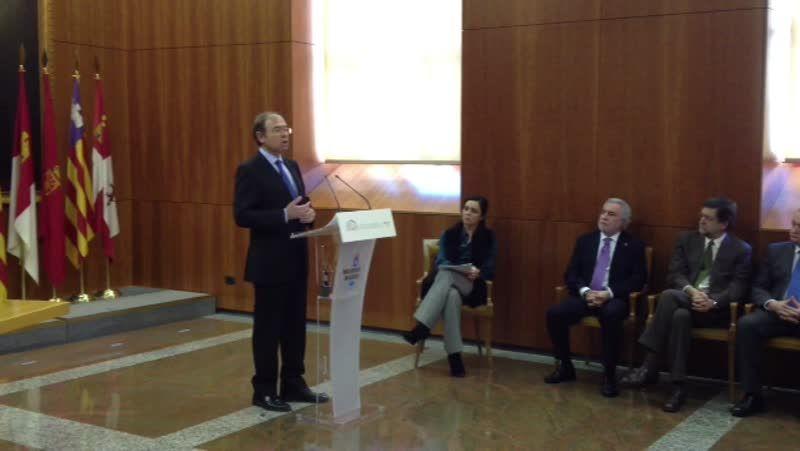 Reunión de los presidentes de parlamentos autonómicos en Santiago